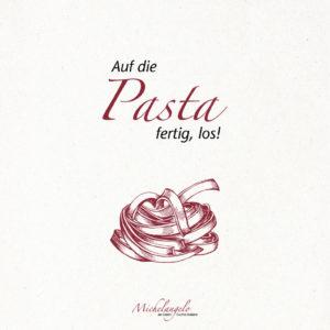 Auf die Pasta fertig los